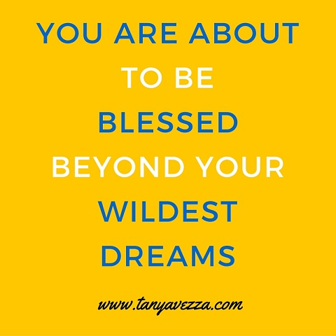 Blessed Beyond Wildest Dreams