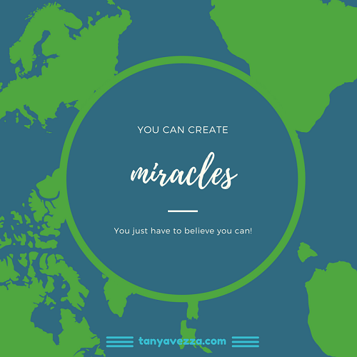 Create Miracles